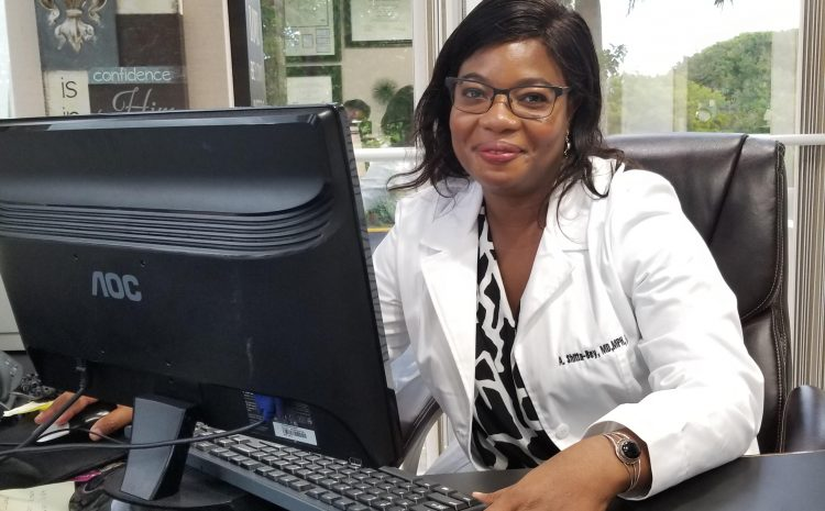 Dr. Shitta-Bey